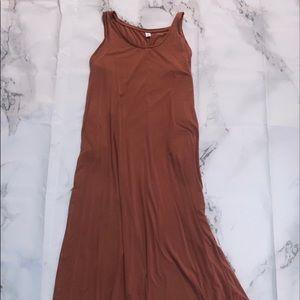 NEVER WORN Plus Size Maxi Dress w/ Pockets